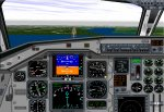 Saab                     340B Captain Panel V3.0