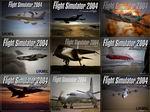 FS2004                     RAF Splashscreen Pack