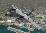 CFS2/FS2000/2002/2004             North American AJ-1 Savage.