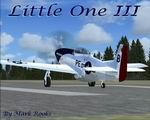 P-51 Mustang Little One III