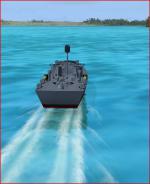 PT Boat torpedo mission