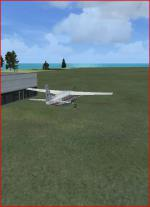 Cocoa point mission in a Cessna Grand Caravan