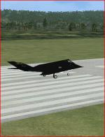 F117 bombing mission in Panama