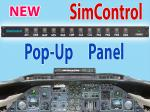 FSX Yiannis SimControl Pop up Control Unit