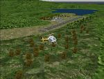 Real                   Moorea-Temae Airport for FS2000