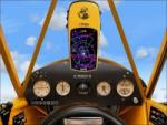 Garmin Etrex GPS gauge