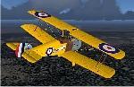 FS2004 Sopwith Camel RAF Textures