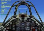 FSX                     WW2 fighter Spiteful Mk XVI: