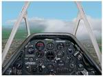 FS2000                   / FS2002 North American T-6T6pnl-v3.zip Texan / Harvard / SNJ                   Panel.