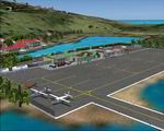 FS2004                   Grand Case Airport of St-Maarten French part (TFFG).