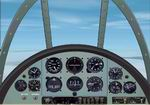 FS2004/2002                   Generic Trainer/Fighter panel.
