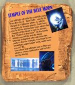 The Blue Moon Temple