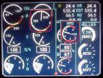 737 EICAS Secondary upgrade