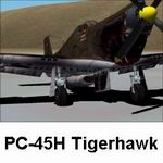 PC-45H             Tigerhawk: For CFS2only FICTIONAL AIRCRAFT