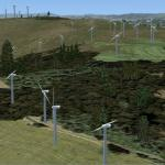 Te Rere Hau Wind Farm, New Zealand