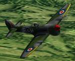 Improved             Textures for PHBurnage's beautiful Hawker Tempest Mk.V