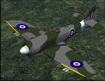 Hawker             Tempest MkII for CFS2