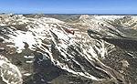 FS2004/FSX                   Rocky Mountains Scenery Package Part 4: Stevens (2V1), Colorado                   (CO)