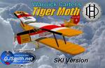 FS2004                     De Havilland DH82a Tiger Moth Ski Version