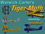 FS2004                     De Havilland DH82a Tiger Moth Package