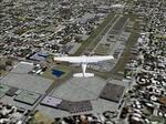 FS2004                   Oakland/Troy (7D2) airport, Troy, Michigan (MI)