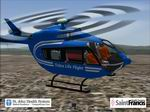 FS2002/FS2004                   Eurocopter EC145 Tulsa Life Flight