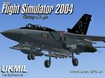 FS2004                     11 Sqn TORNADO Splash Screen