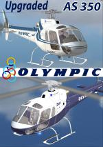 FSXA Eurocopter AS350 Olympic Upgraded Package with PDF & AP
