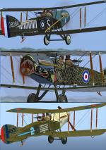 Bristol F2b Project Upgrade Package V 1.2
