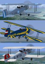 FSX Bucker Jangmann upgraded package