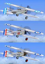 FSX Hawker Horsley Upgrade Package