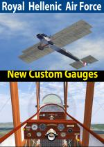 FSX Airco DH6 Upgrade package