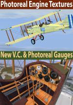 FSX Airco DH9 Upgrade V.2.1