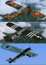 FSX Auster Project upgrades part one