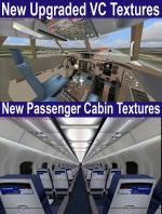 FSX/P3D3 ATR 72-500 upgraded w/passenger Cabin