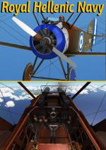 FSX RHNAS Sopwith Camel Triple Livery Package.