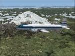 FS2004 /FSX DC-6B  USOA Textures