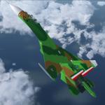 ALS-SIM Su-27 Flanker Fuerza Aerea Mexicana Textures