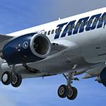 PMDG Boeing 737 NG Tarom Textures