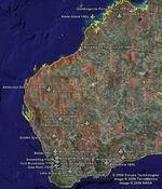 FS2004                   West Australian Landing Areas