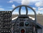 FSX/P3Dv3 & 4  North American F-86F Sabre fix