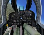 FSX/Acceleration/FS2004/P3d3.5 Chance Vought Cutlass F7-U
