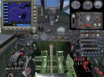Vought Corsair F4U-5 and NF navpanel
