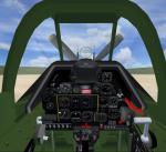 FS2004/FSX St Ed Mustang P51H version3