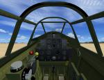 FSX/P3D Curtiss P-36