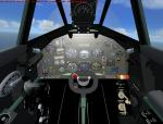 FSX/P3D V3-V4 Hawker Tempest II