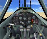 FSX/P3Dv3 & v4 Spitfire MK 1A