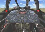 FSX/P3Dv3,v4 Grumman Panther Clean