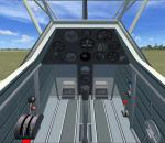 FSX/P3D v3,v4 Curtiss Hawk BF2C-1