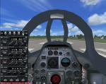 FSX/P3Dv3 & 4  North American F-86H Sabre